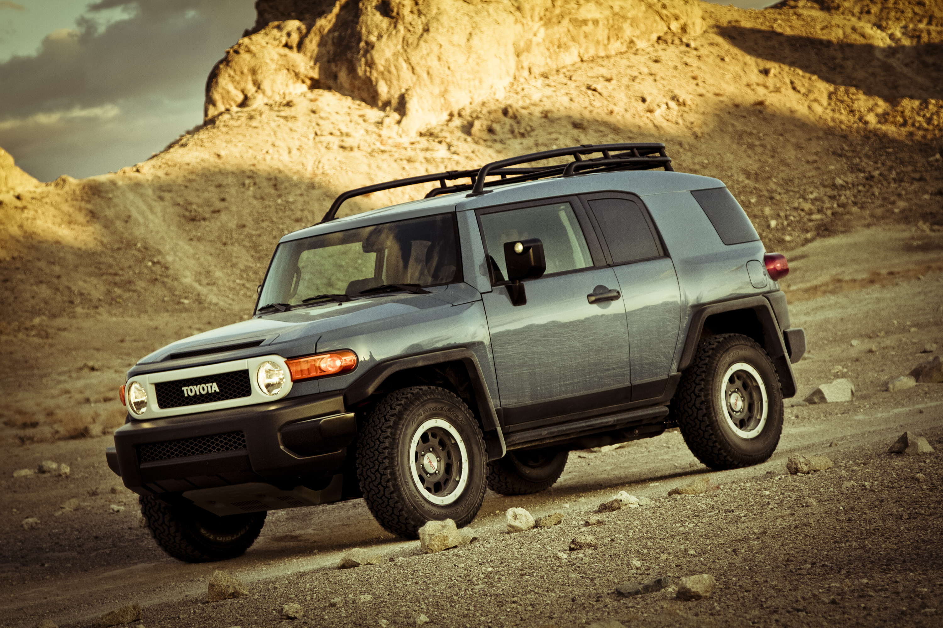 Is the Toyota FJ Cruiser already collectible? thumbnail