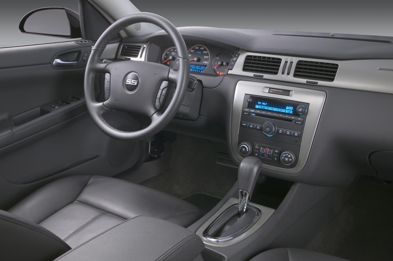 Impala SS interior