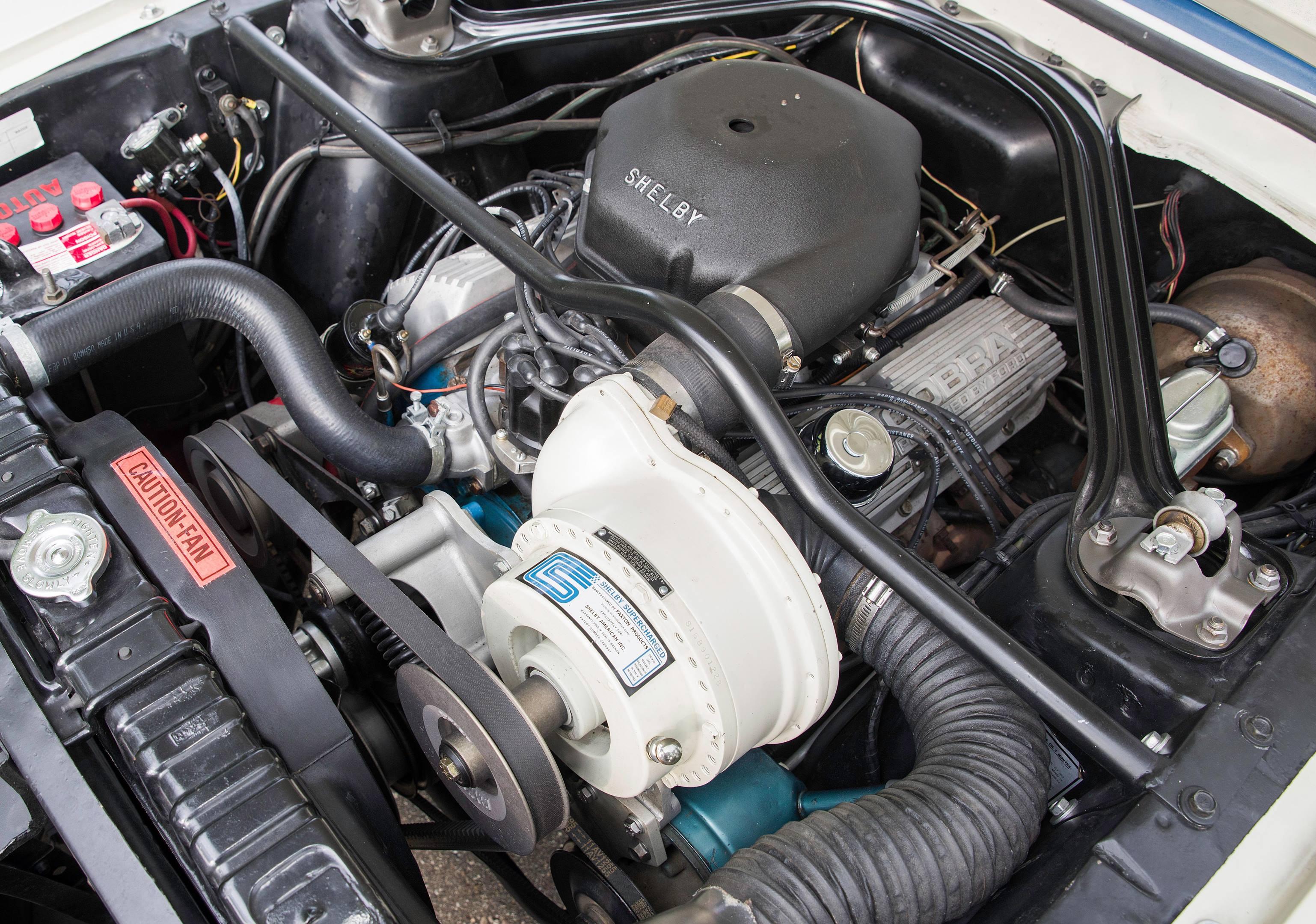 GT350 engine
