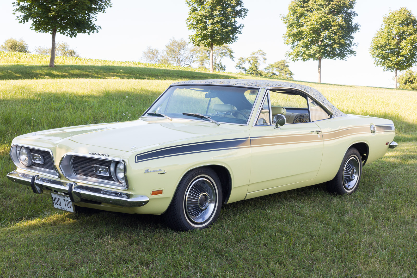 '69 Barracuda Mod Topone