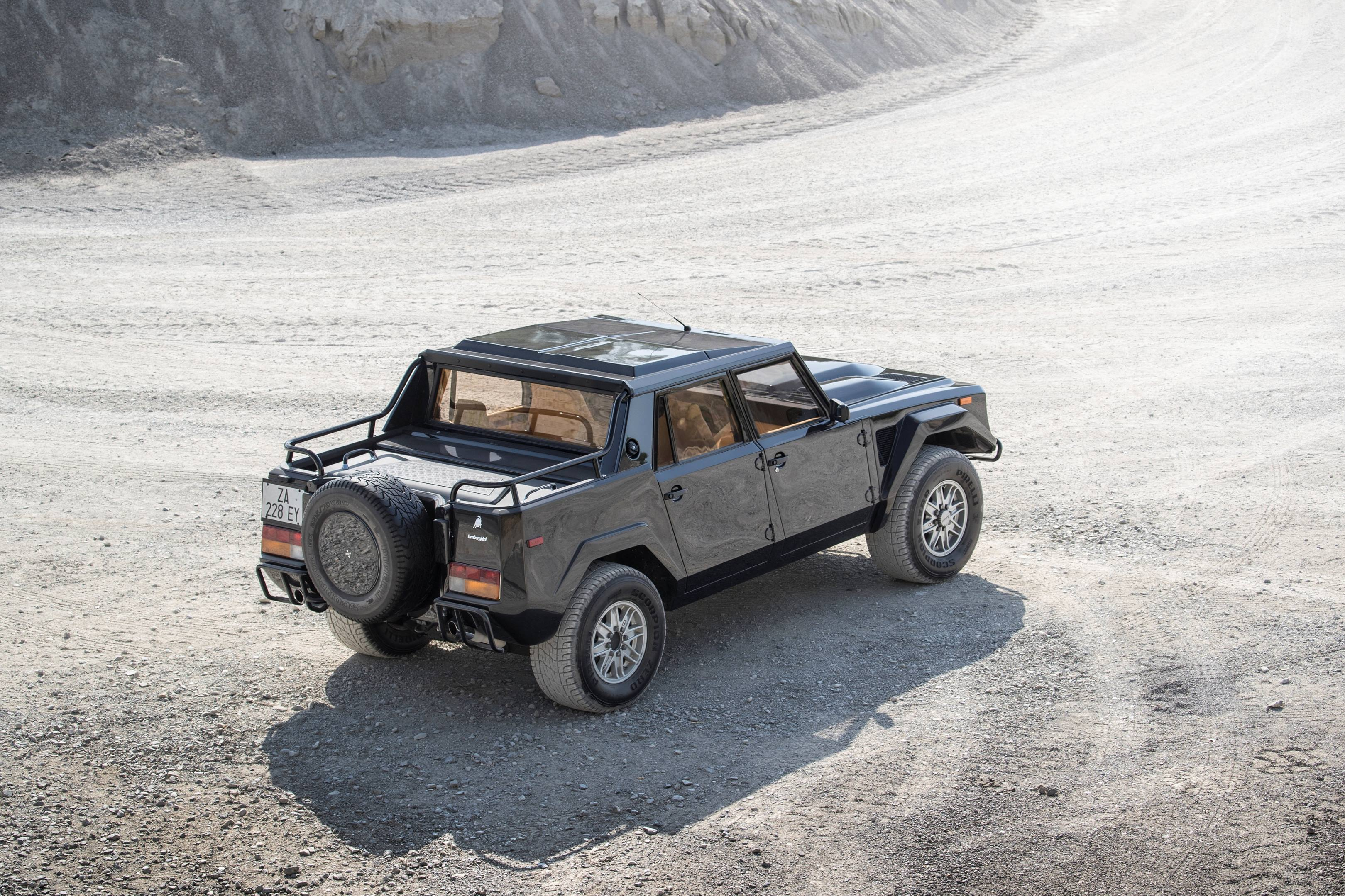 LM002 off road
