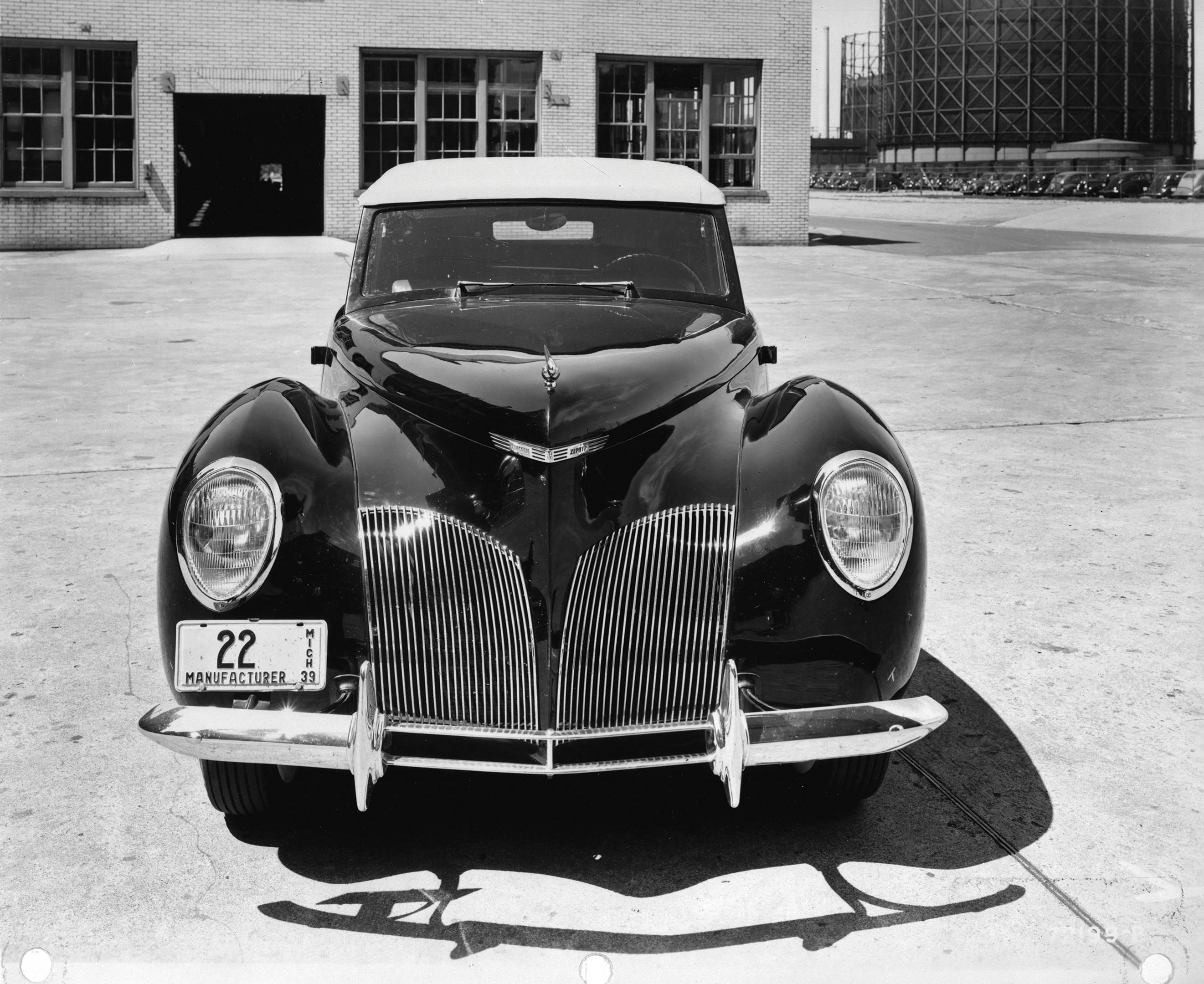 1937 zephyr