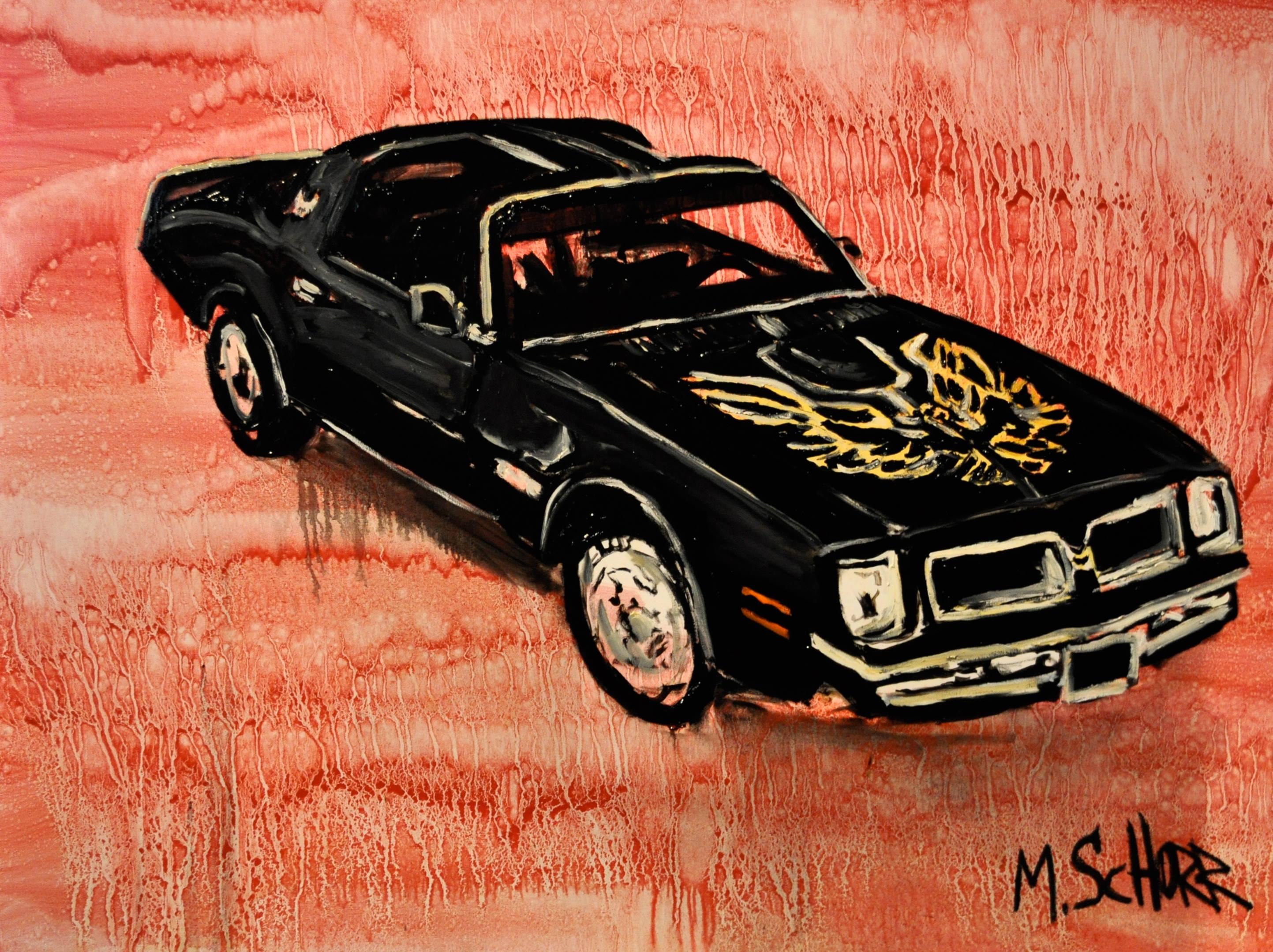 Mitchell Schorr Pontiac Firebird Trans Am