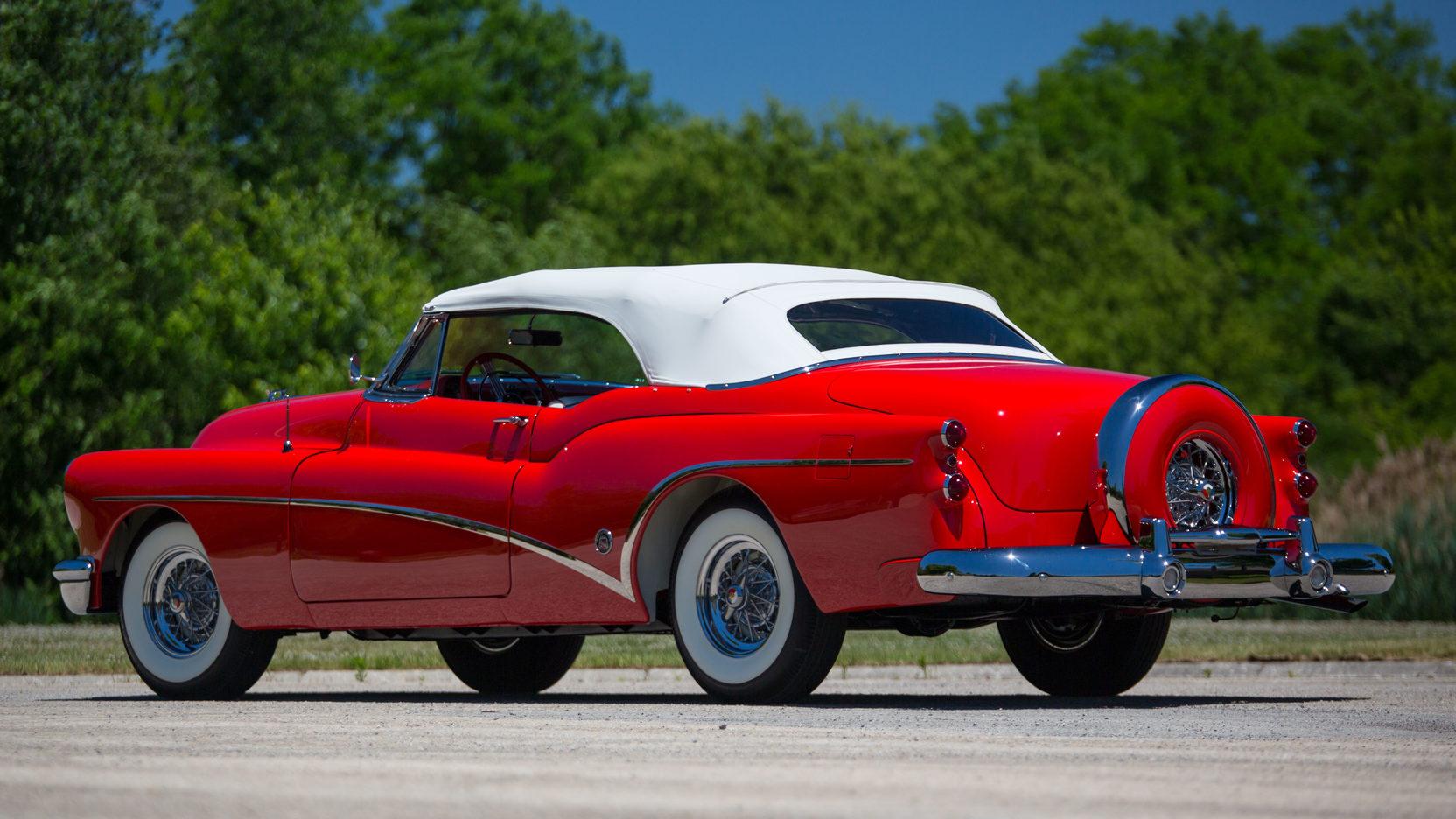 1953 buick roadmaster mecum chicago auction 2017