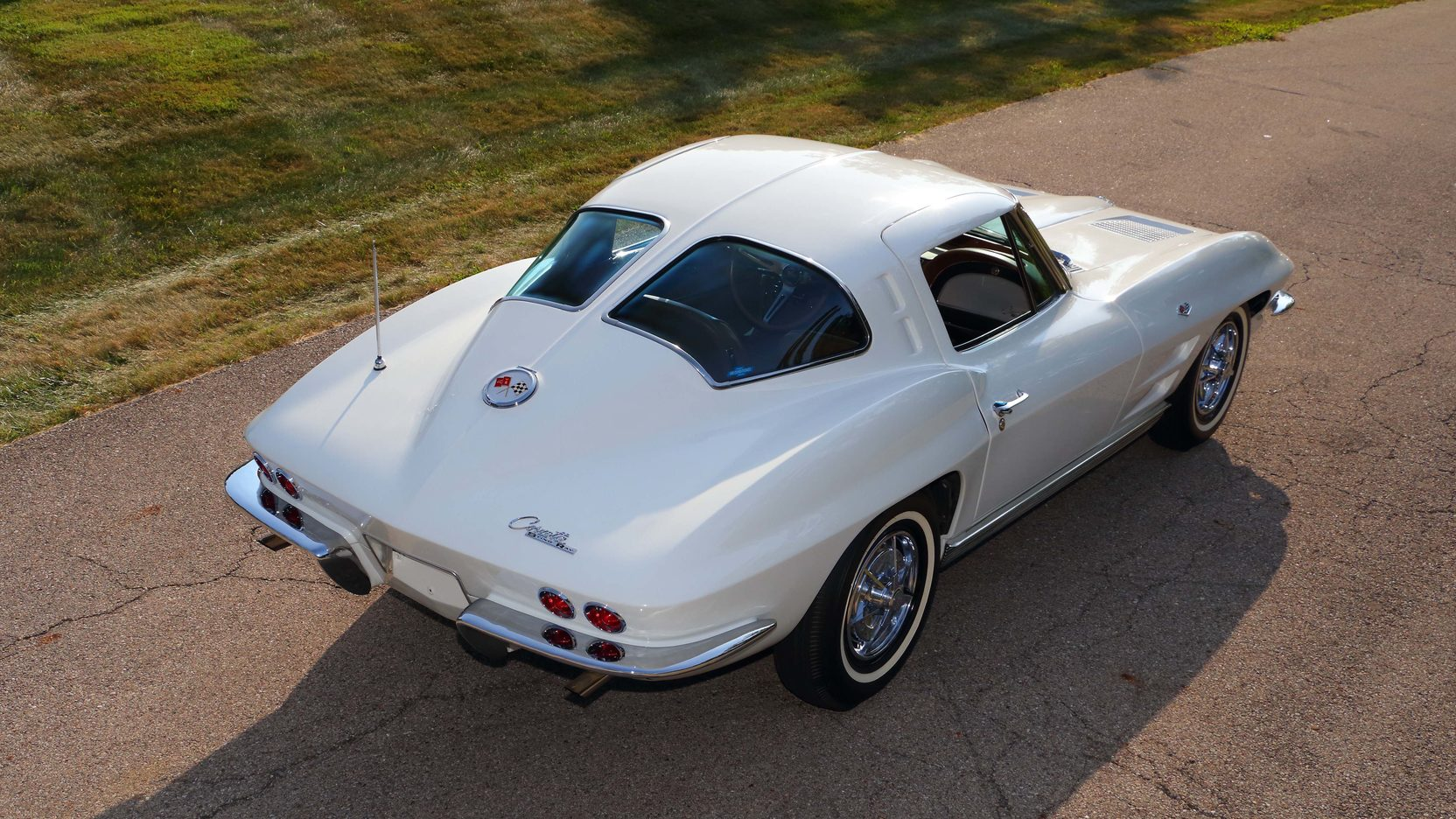 1963 corvette split window mecum auction