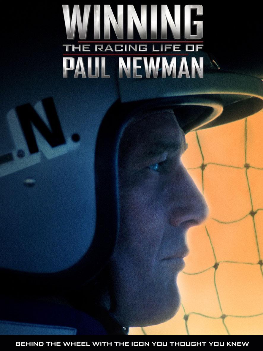winning racing life of paul newman movie