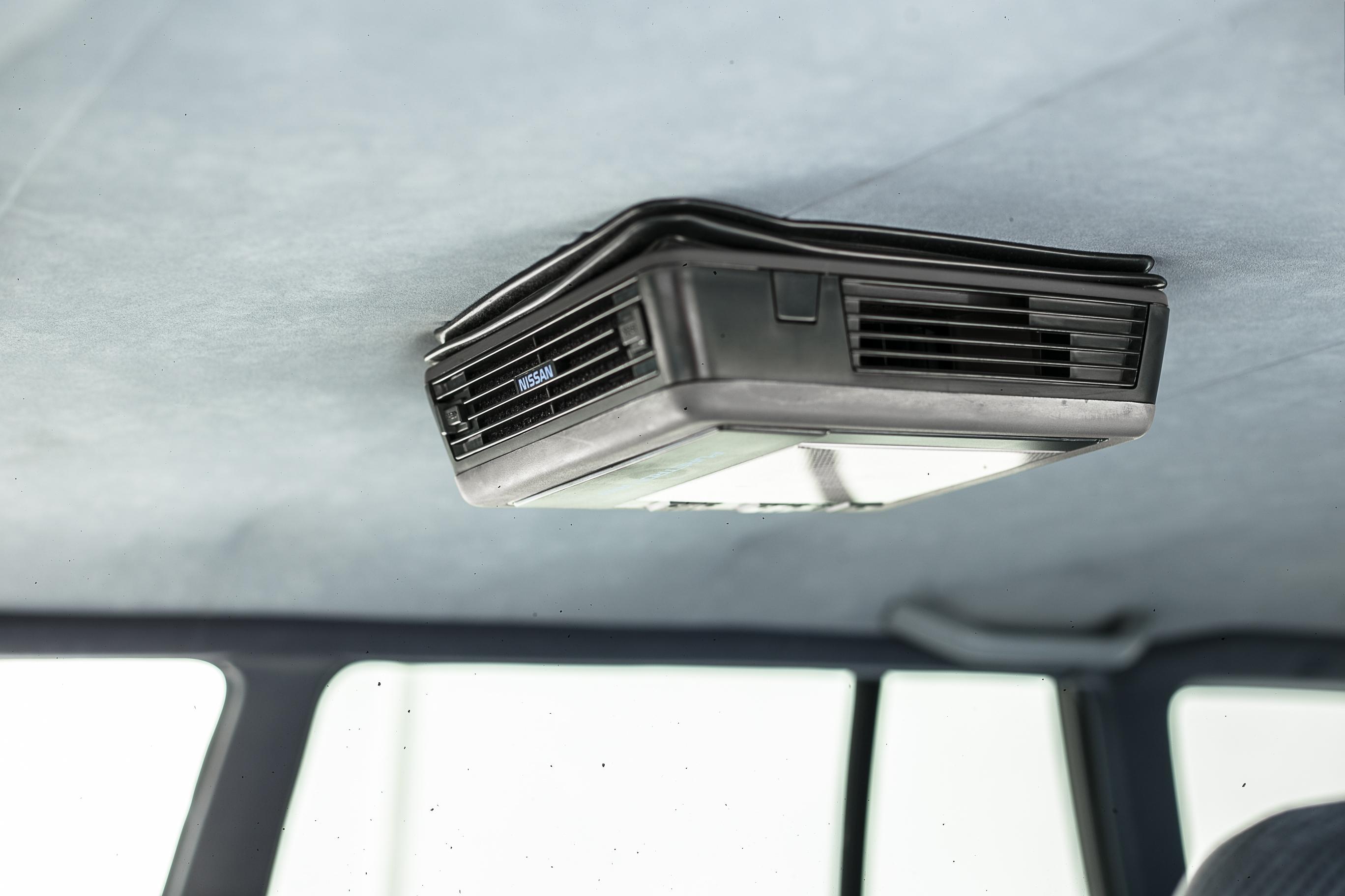 Nissan R31 Skyline turbo wagon ceiling light