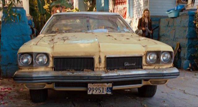 Oldsmobile 88 in Evil Dead