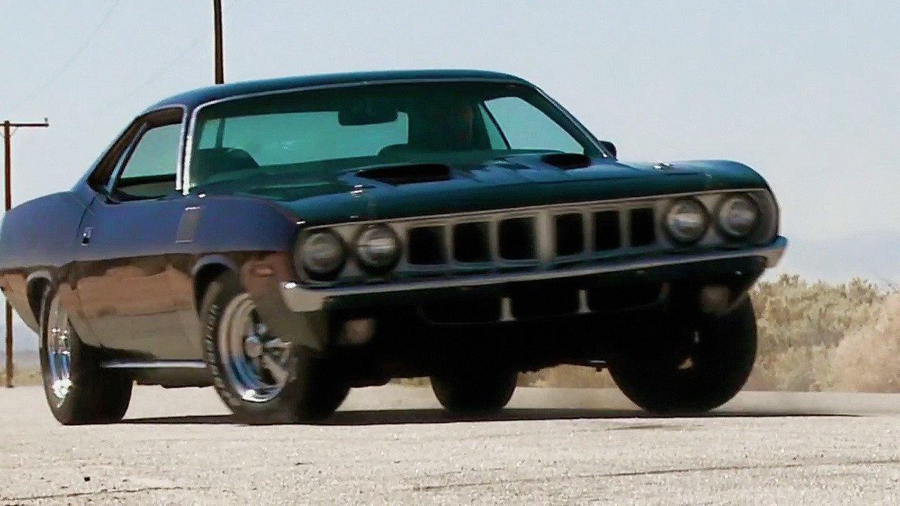 1971 Plymouth 'Cuda in Phantasm