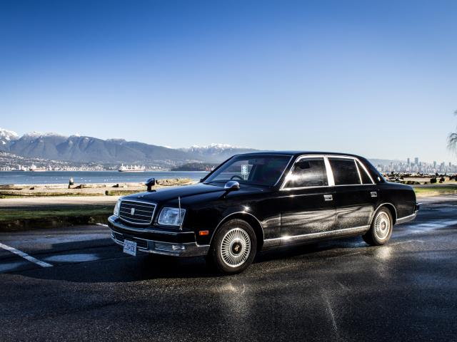 Japan's New Emperor Gets A Toyota Century Convertible