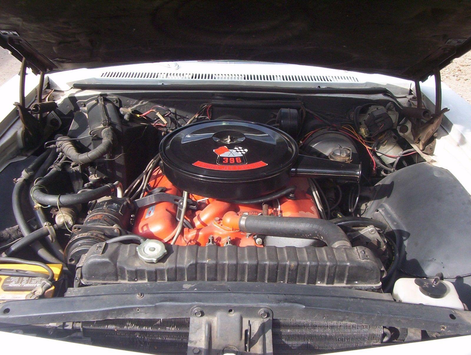 1966-Chevrolet-Impala-Wagon-396-engine