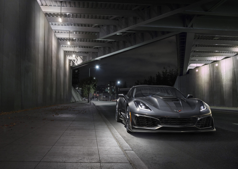 2019 Chevrolet Corvette ZR1 Front End Shot