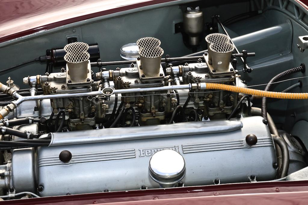 ferrari 212 export engine