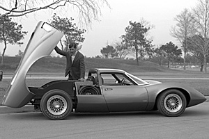 Astro II concept car