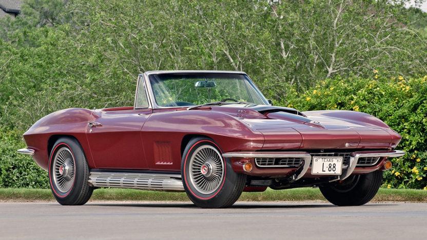 1967 Chevrolet Corvette L88 Convertible 427