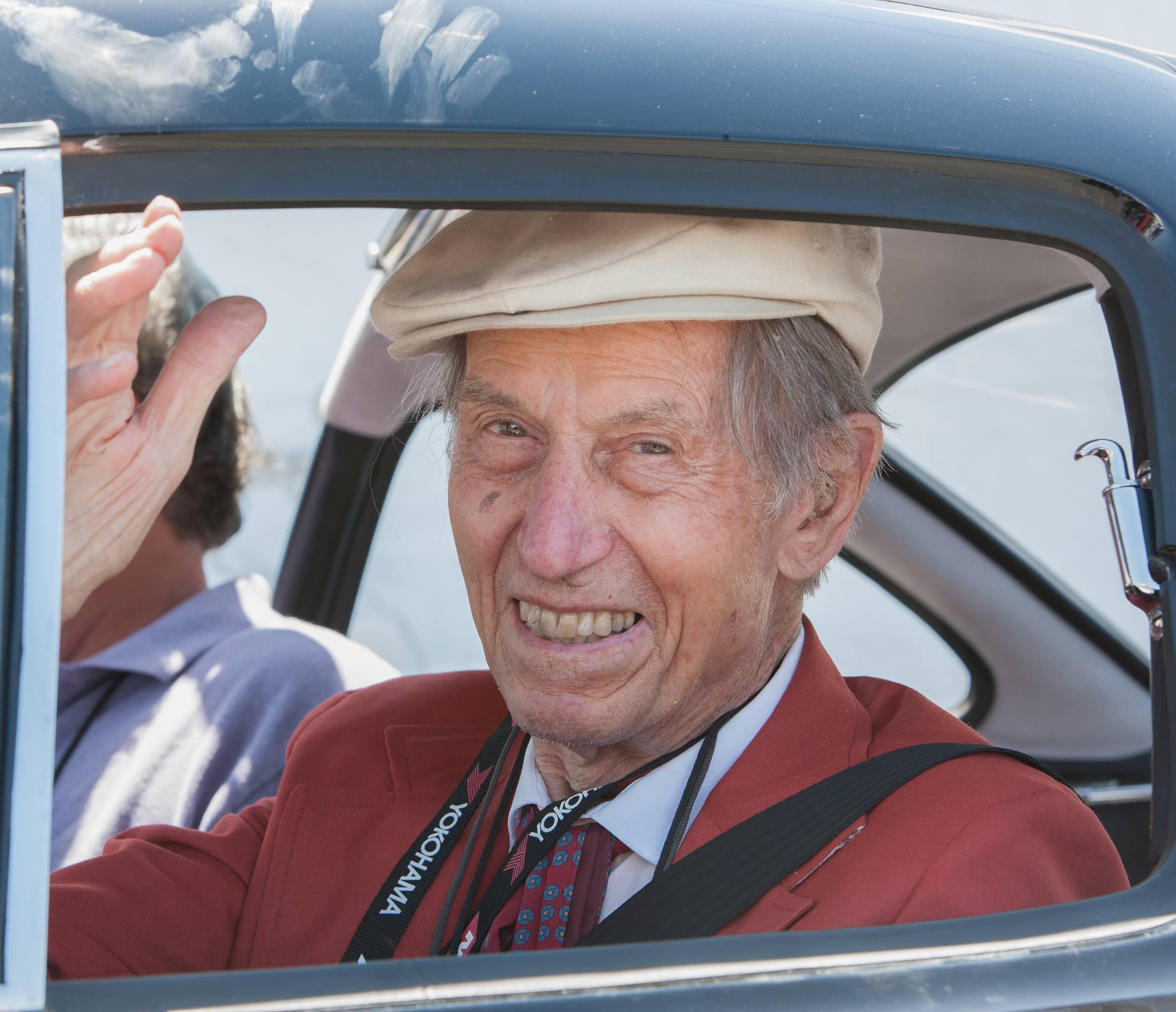 Renaissance man: Visionary thinking and fast driving were John Fitch trademarks thumbnail