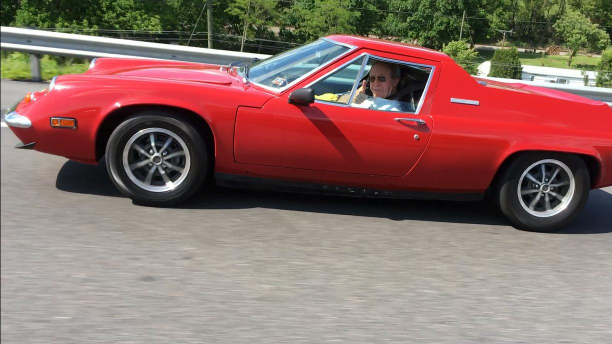 Red Lotus Europa in the wild side