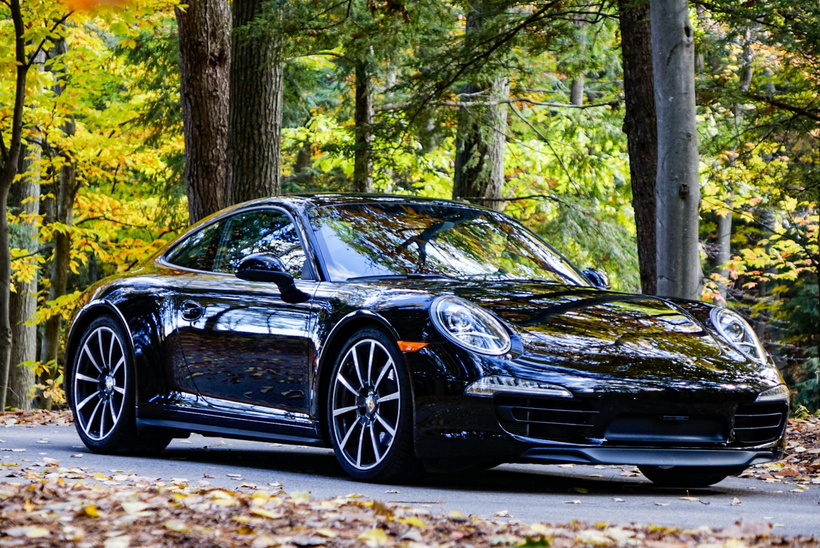 McKeel Hagerty's 2013 Porsche 911 Carrera 4S