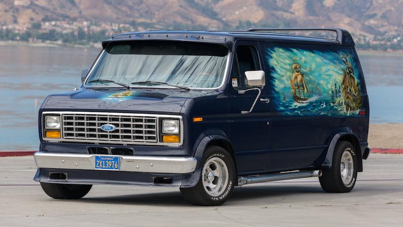 1986 Ford Econoline Van