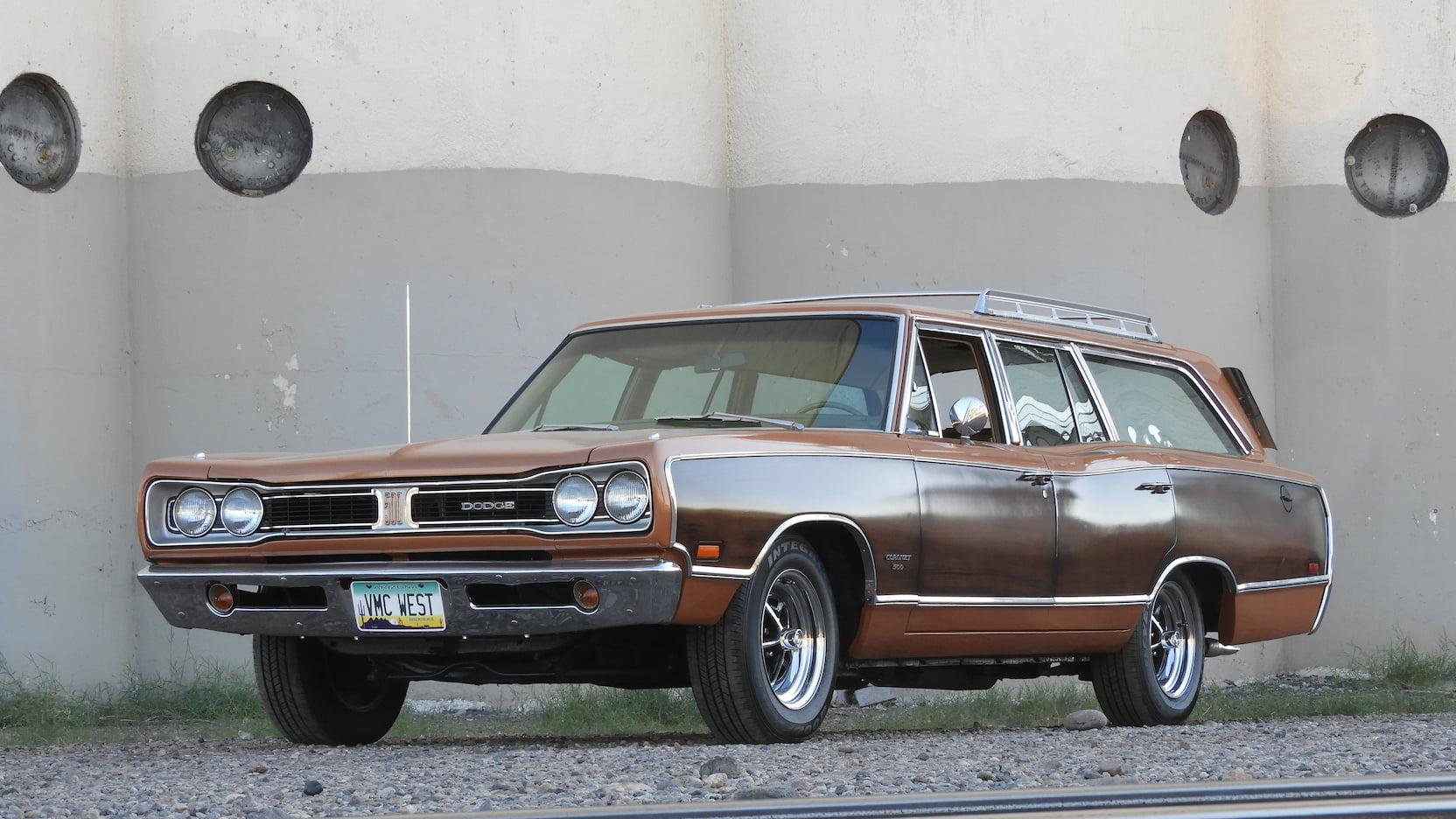 1969 Dodge Coronet 500 wagon