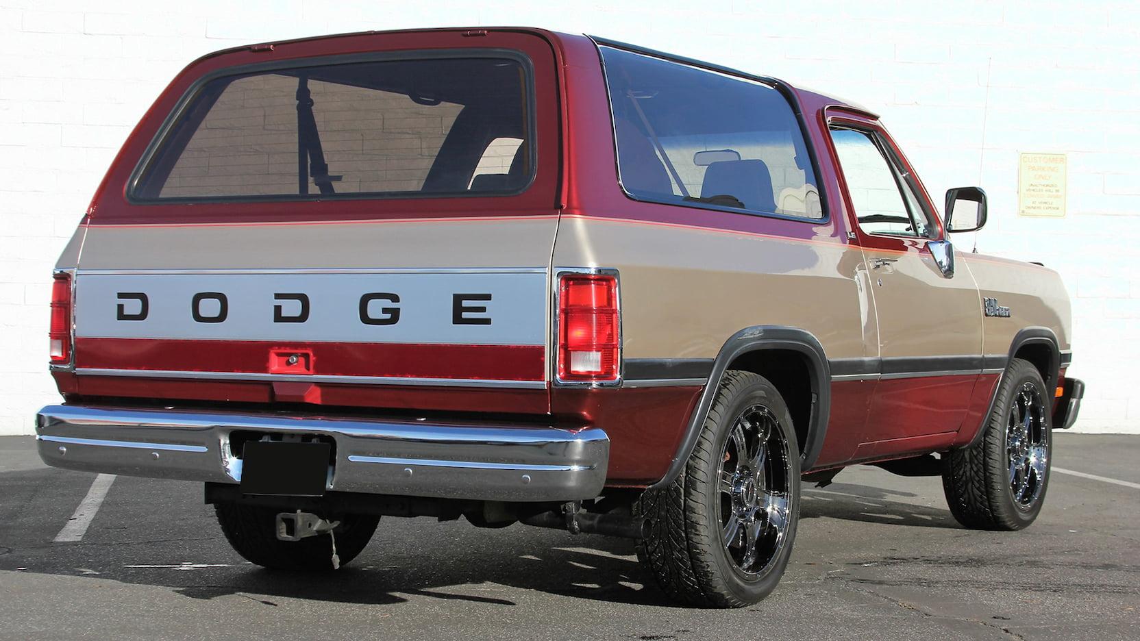 1993 Dodge Ramcharger