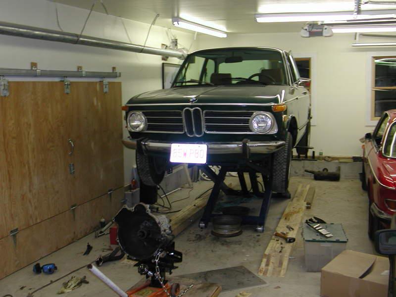 Rob Siegel's BMW