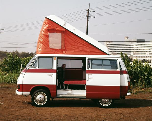 1973 Mitsubishi Delica Camping Van