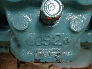 Cylinder head casting on Cylinder head