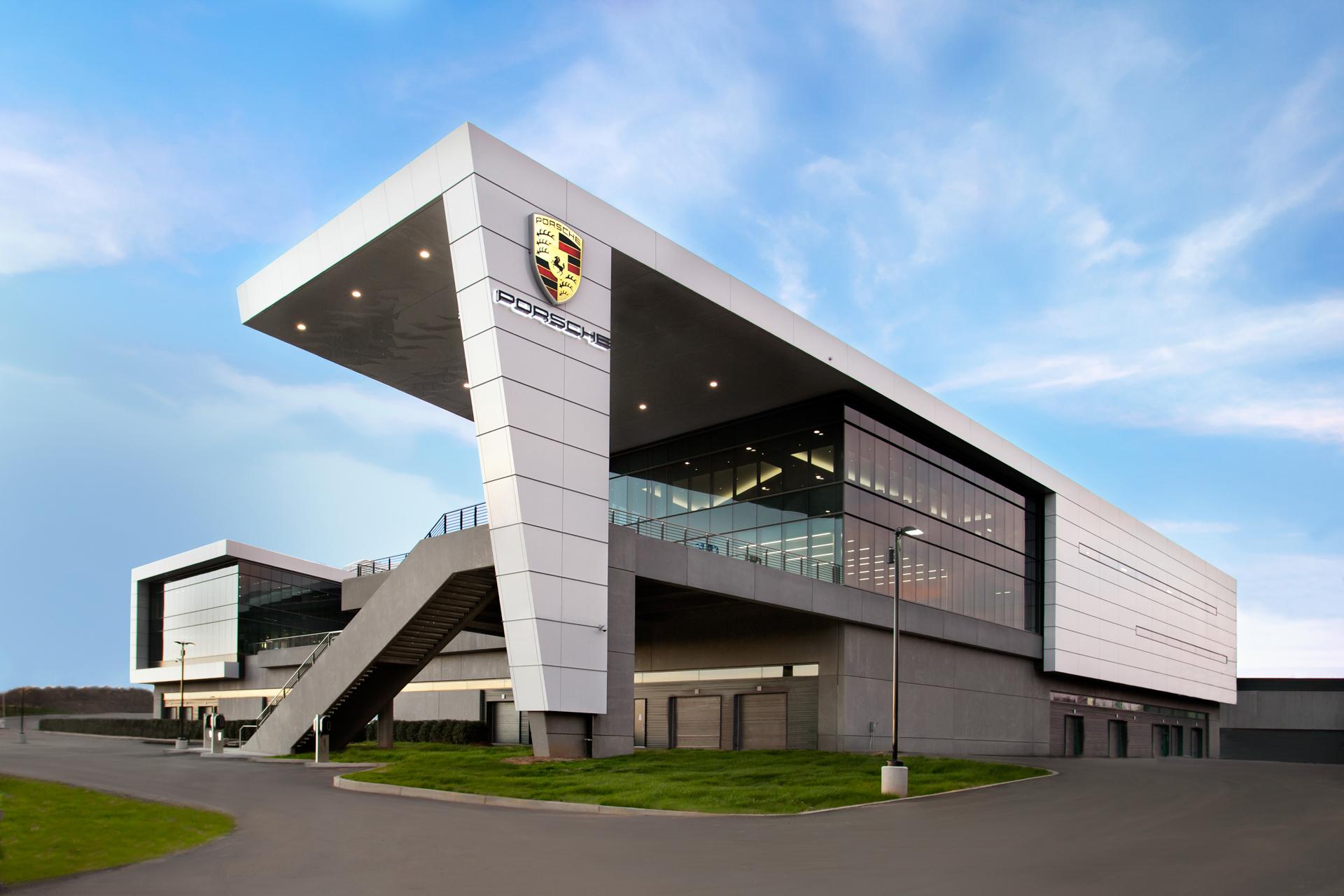 Porsche Headquarters in Atlanta Georgia