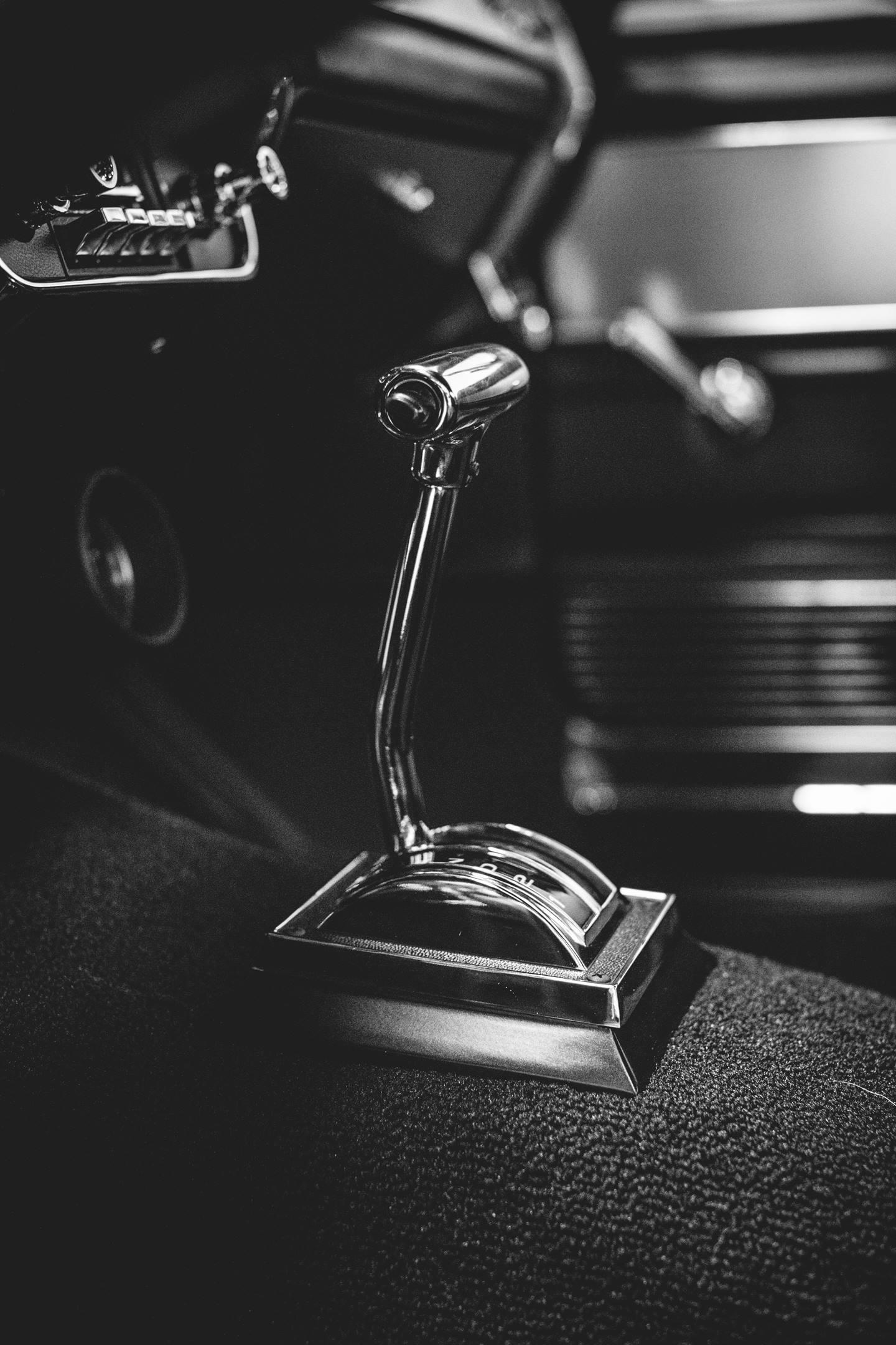 Revology Shelby GT350 shifter