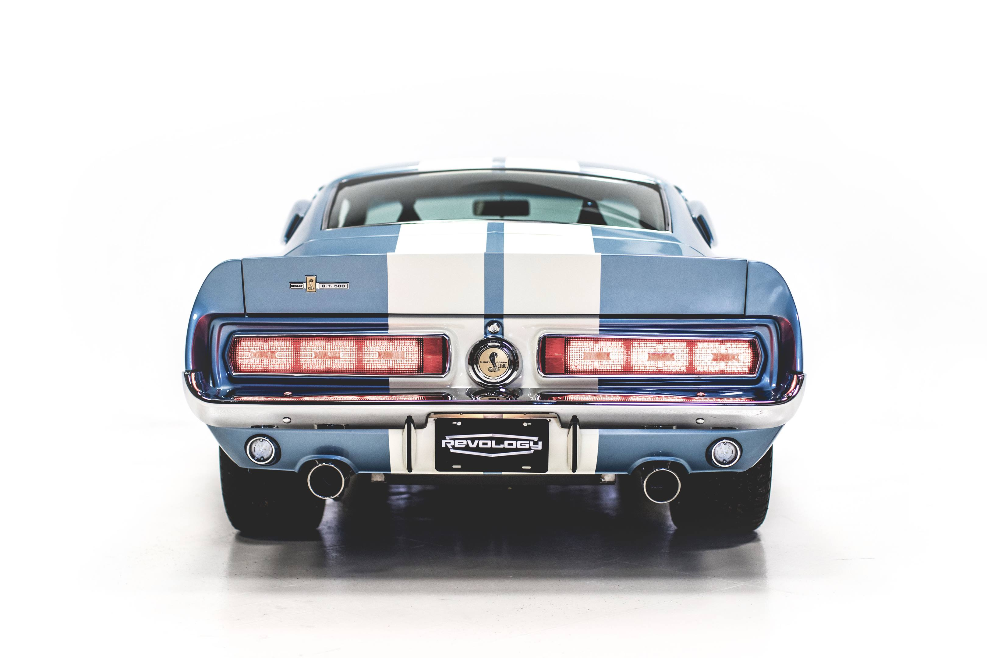 Revology Shelby GT350 rear