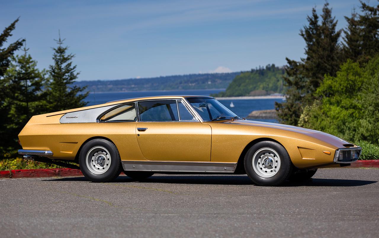 Drogo 1966 Ferrari 330 2+2 profile