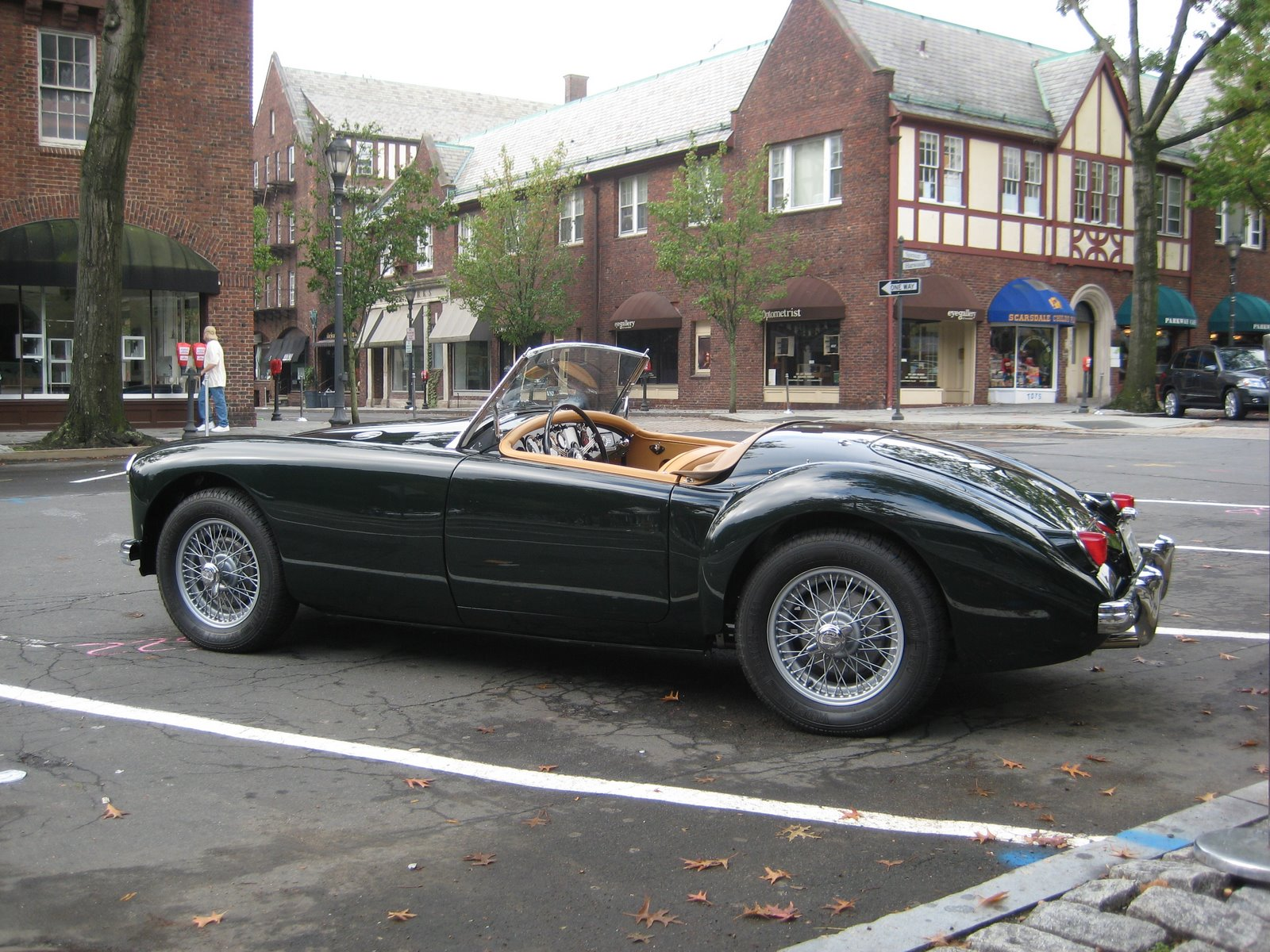 57 MGA in small town