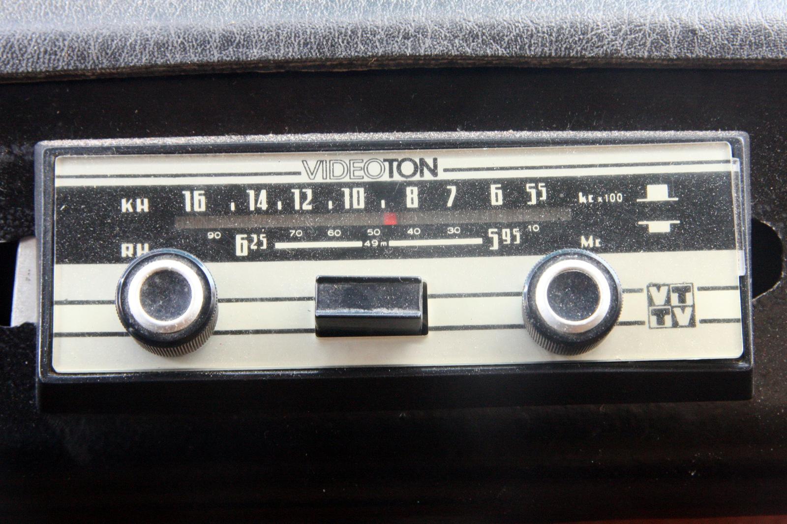 Trabant radio