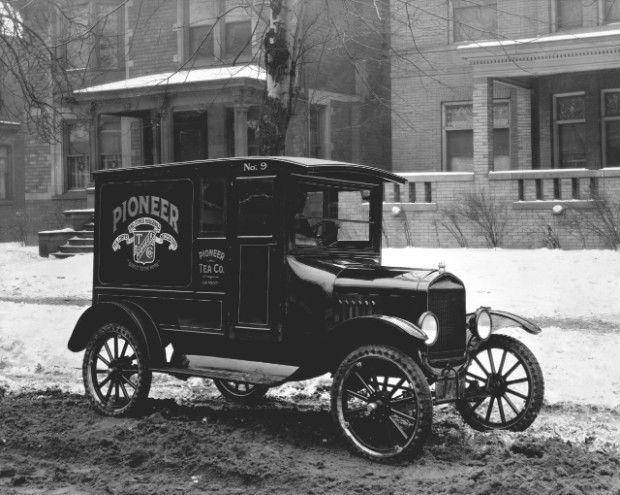 1920 Ford Model TT