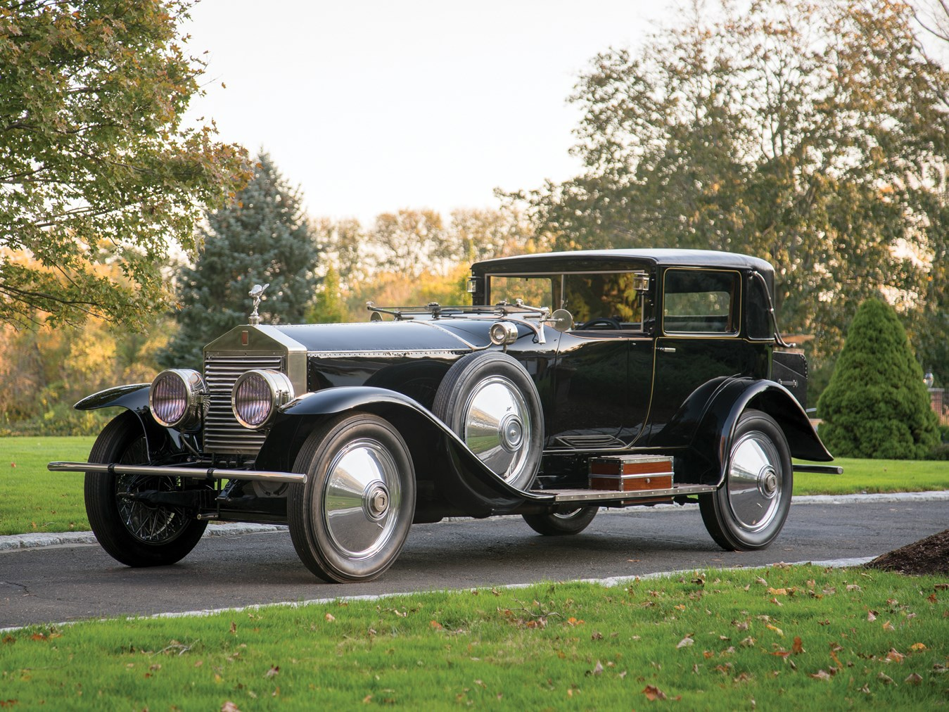 1923 rolls royce ghost rm auction