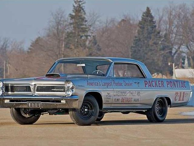 How Super Duty turned Pontiac into a performance icon