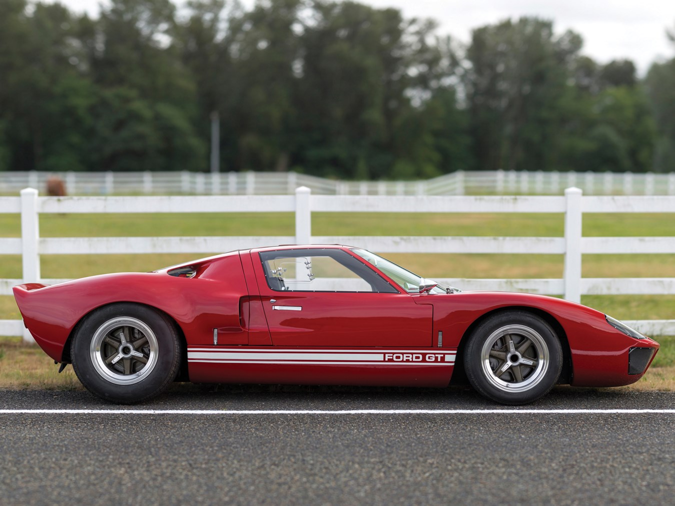 1966 Ford GT40 MK1 P/1057