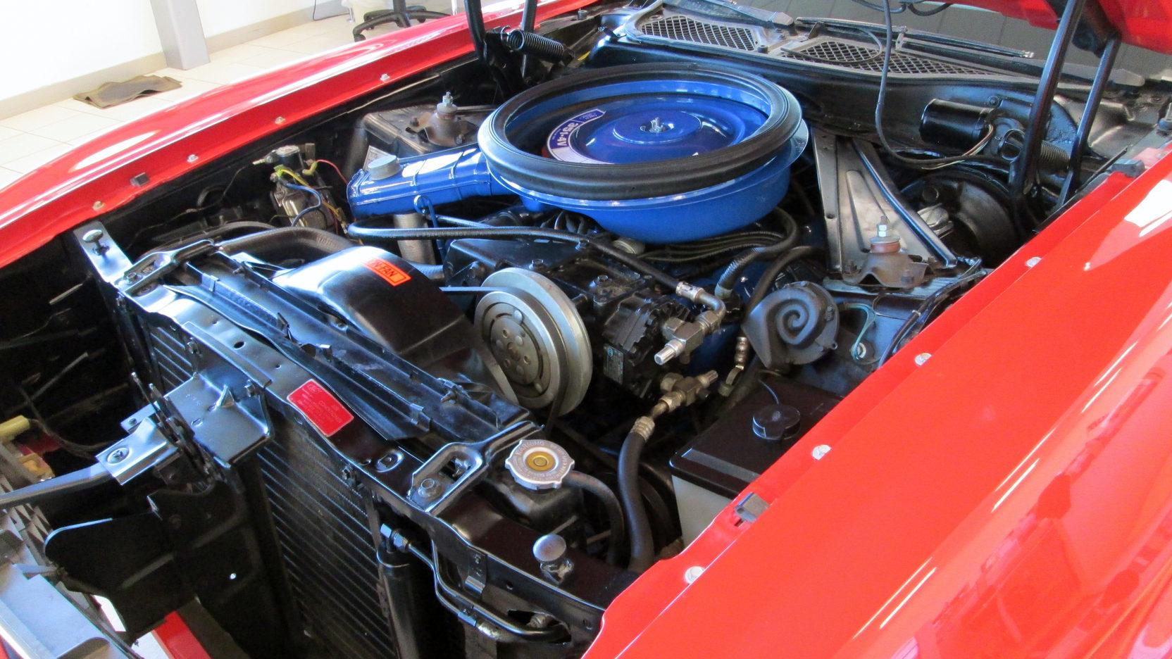 1971 351C Q-Code