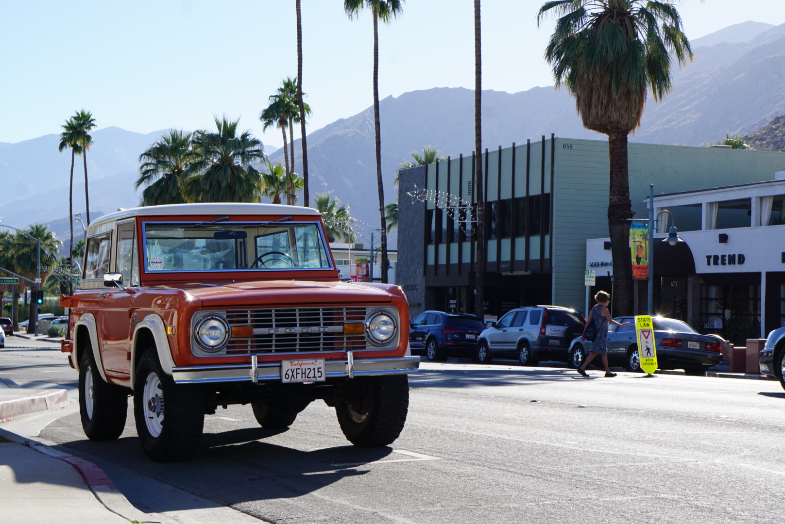 1974 Ford Bronco california