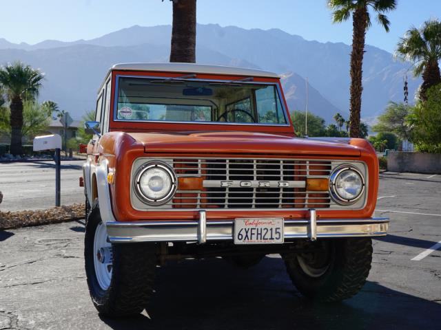 The Real Reason Why A Ford Bronco Concept Is In Dwayne Johnson S New