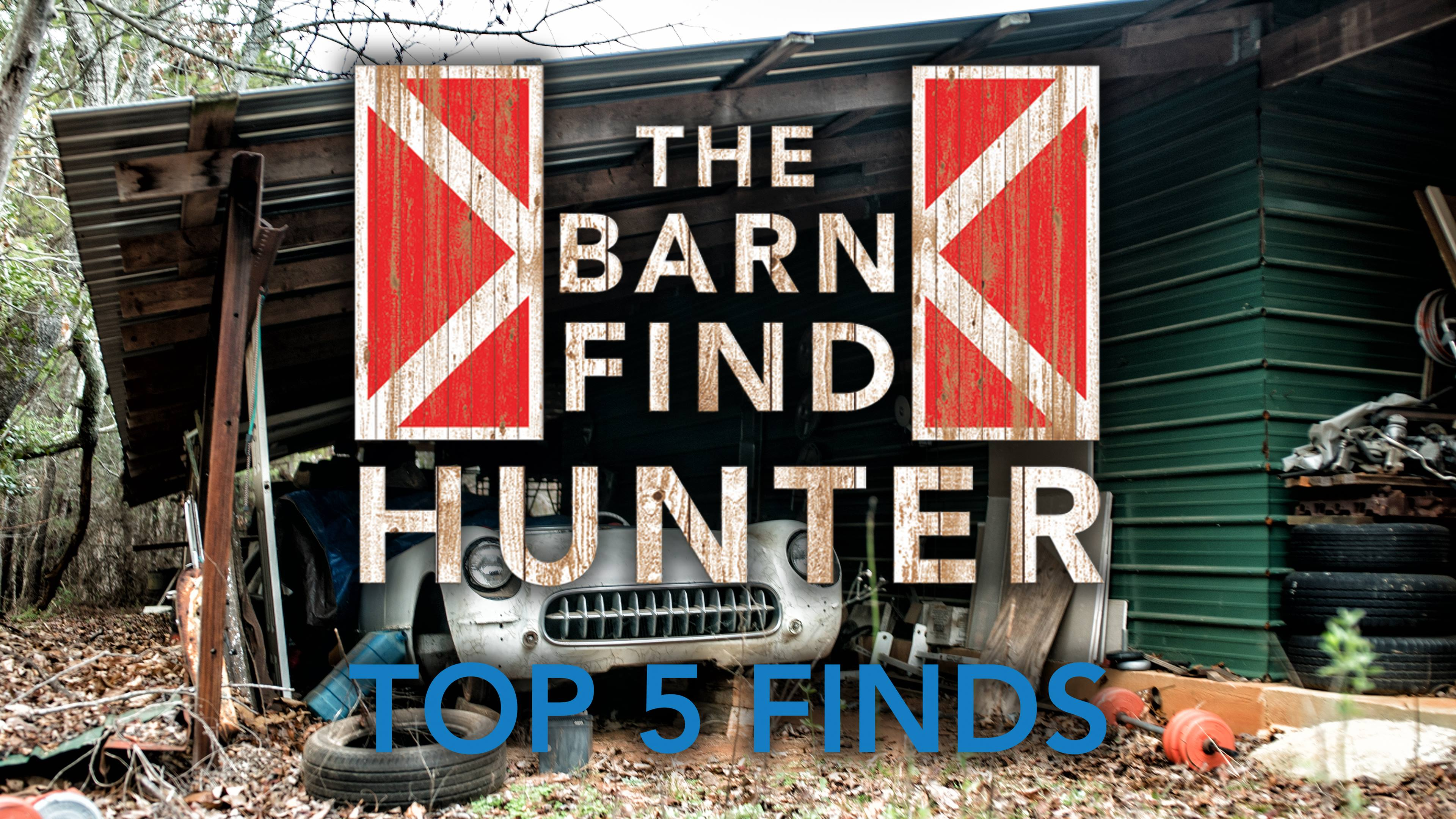 The Best of Barn Find Hunter thumbnail