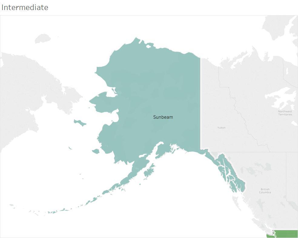 most popular intermediate British car manufacturer in Alaska