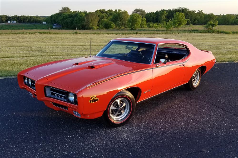 1969 Pontiac GTO Judge 2-Dr. Hardtop