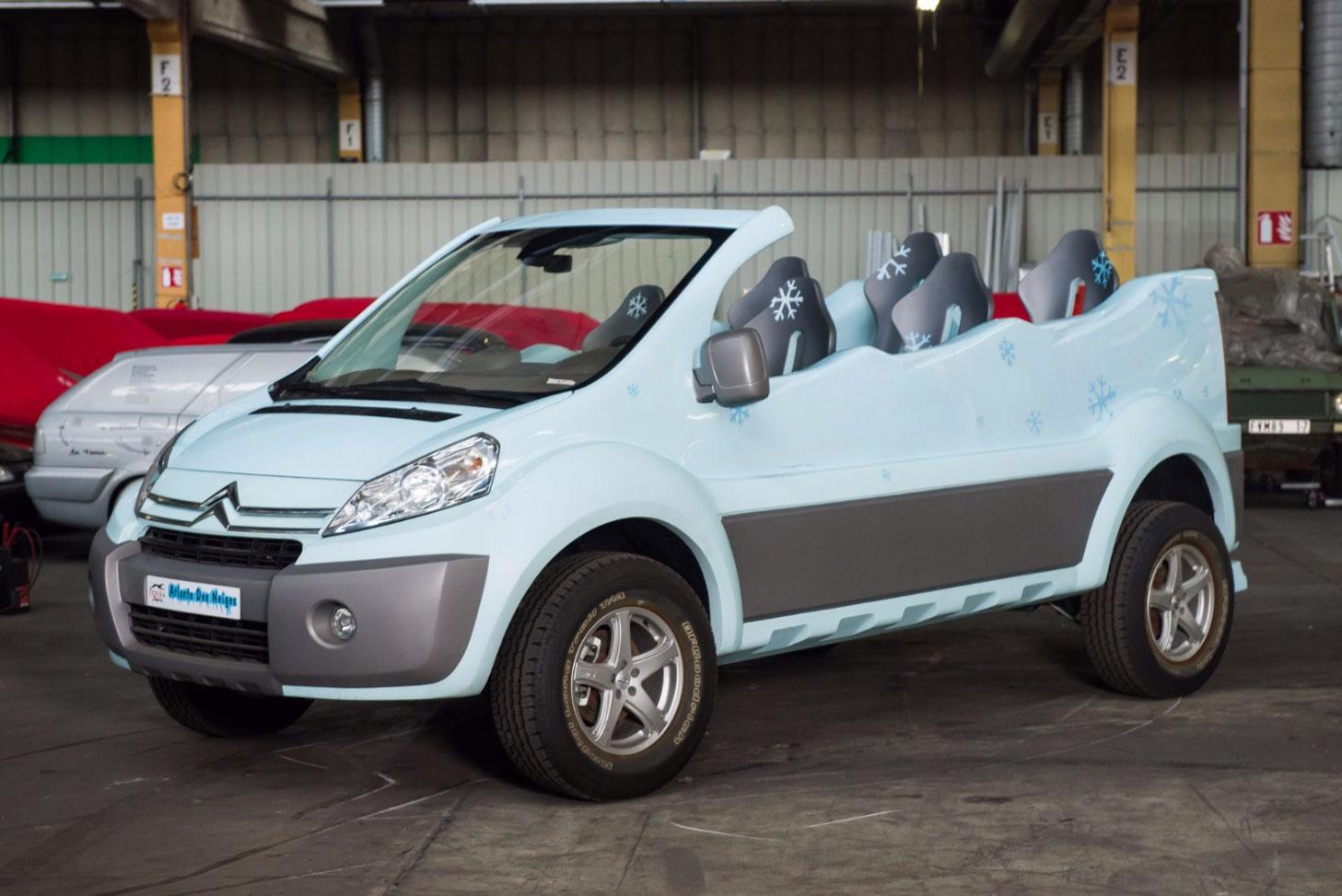 """2007 Citroën Jumpy """"Atlante des Neiges"""""""