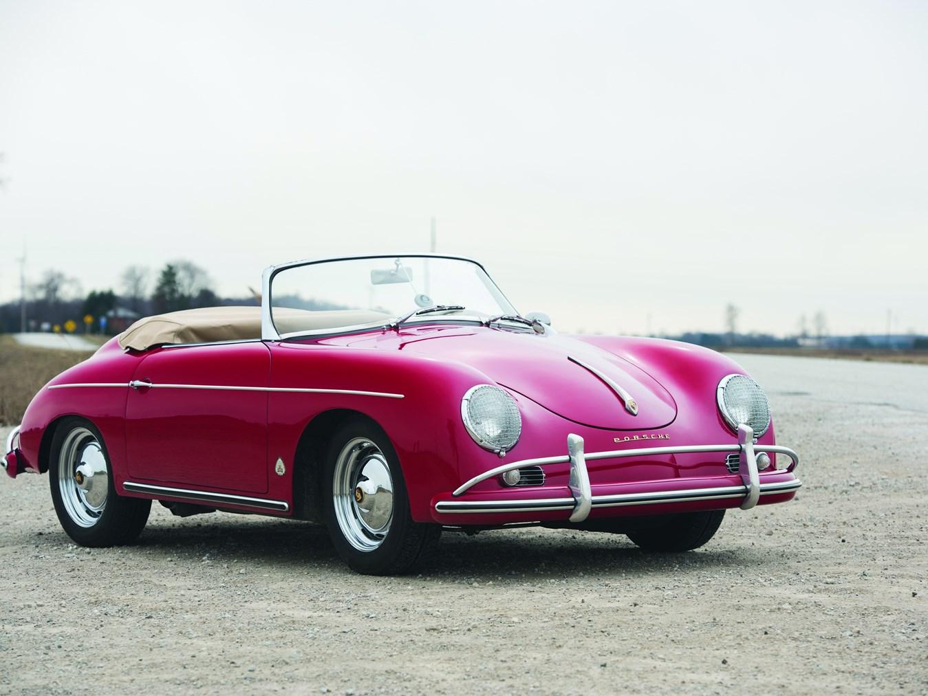 Classic Classified: 1959 Porsche 356A Convertible D thumbnail