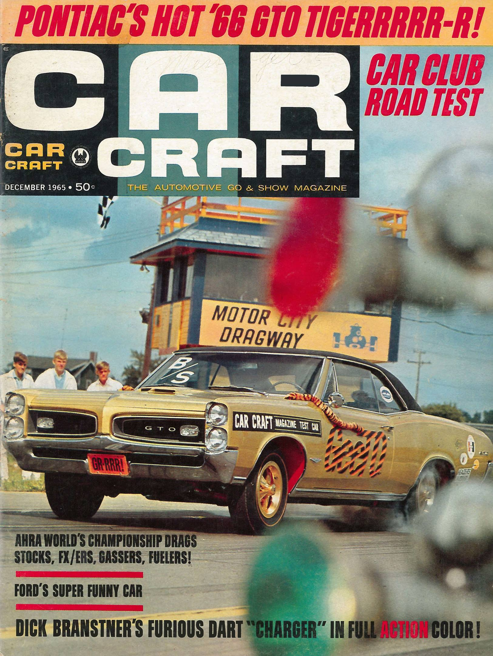 car craft 1965 december cover