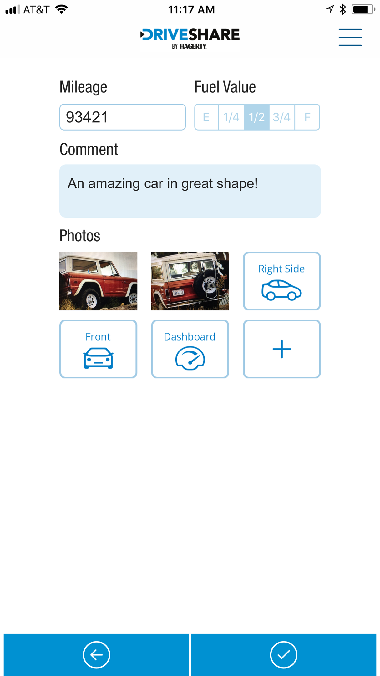 rent a collector car with DriveShare