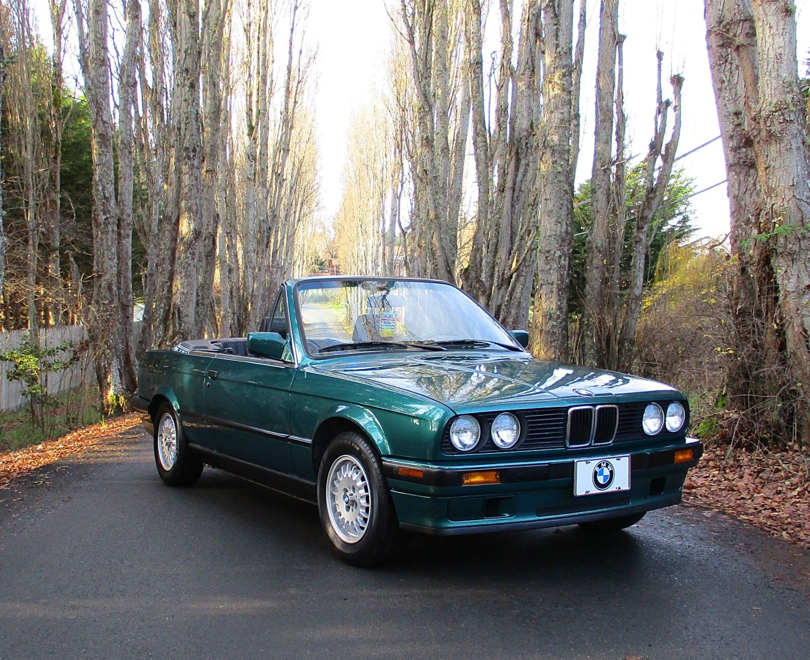Ebay Find Of The Week 1992 Bmw 318i Convertible Hagerty Media