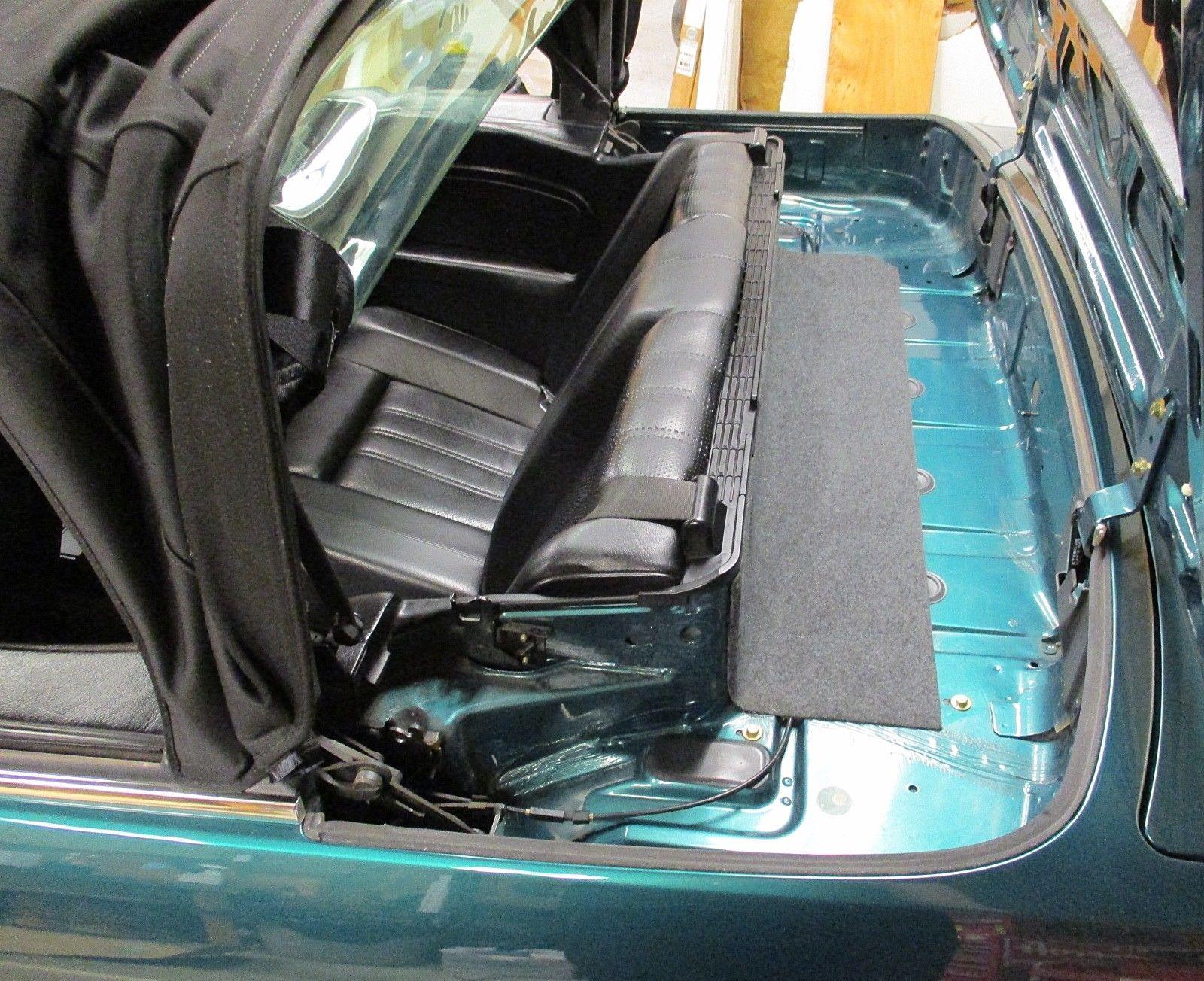 bmw convertible 318i brown decklid